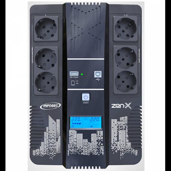 Zen-X800FR / SCHUKO