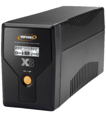 Infosec X3 EX 500 LCD USB
