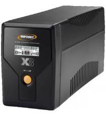Infosec X3 EX 1200 LCD USB
