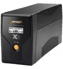 Infosec X3 EX 1600 LCD USB
