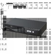 Infosec X4 2000 RM PLUS