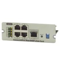 ConnectUPS-X (Eaton 5115RM, 5125, 9140, 9155, 9355)