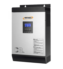 Infosec C3 + MPPT 2000-48 HV