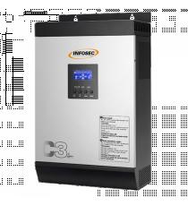Infosec C3 + MPPT 3000-24 HV