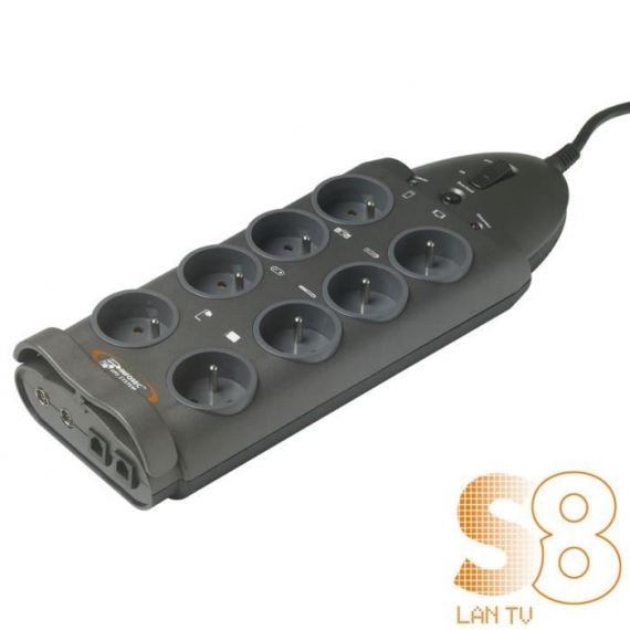 Infosec S8 LAN TV
