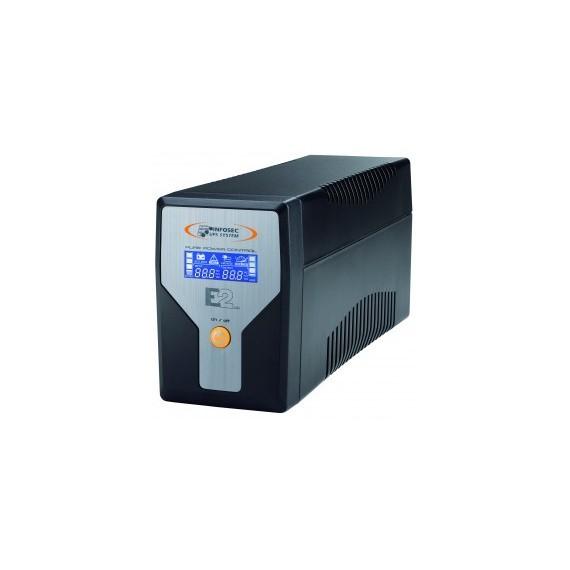 onduleur Infosec E2 LCD-800
